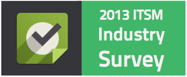 2013_ITSM_Industry_Survey