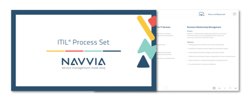 Navvia ITIL Process Set